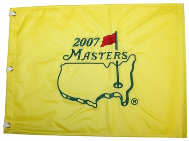 2007 Masters Embroidered Golf Pin Flag