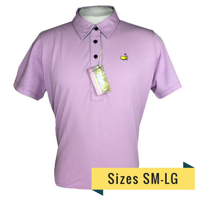 Masters Ladies Magnolia Lane Golf Shirt - Lilac