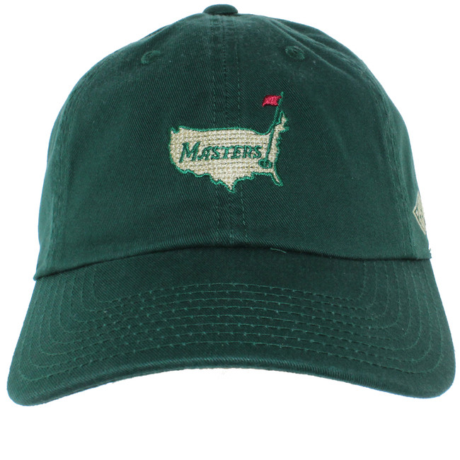 Masters Green 1934 Collection Vintage Slouch Hat