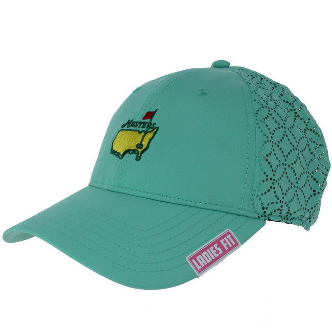 Masters Mint Performance Tech Lace Hat