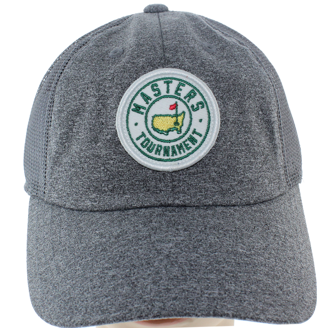 Masters Grey Trucker Hat