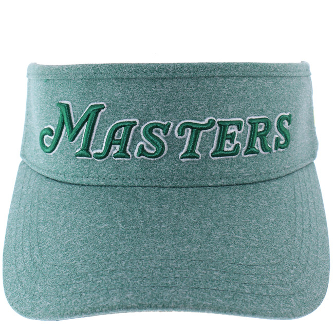 Masters Performance Tech Script Emerald Tech Visor