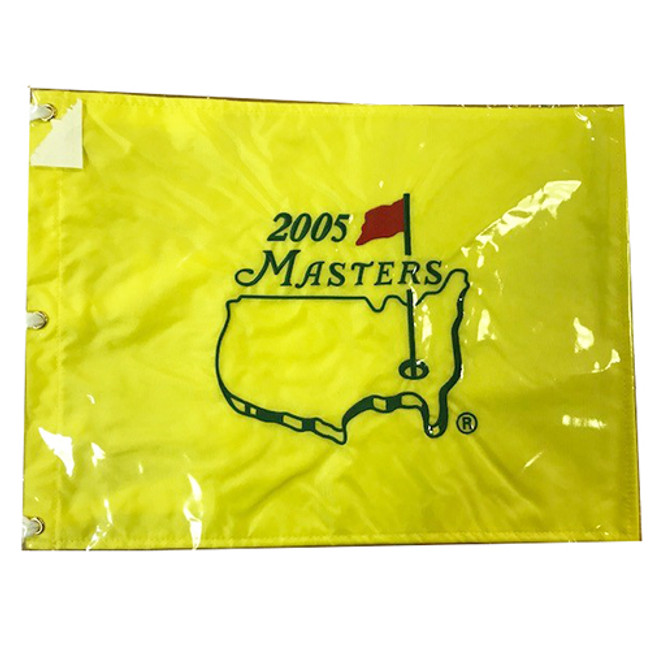 2005 Masters Embroidered Golf Pin Flag