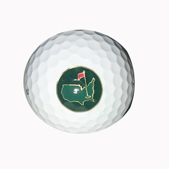Berckman's Augusta National Golf Ball-Pro V 1- Single