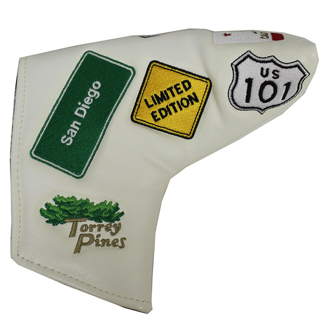 Torrey Pines Blade Putter Cover