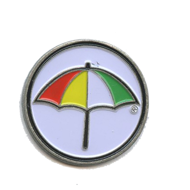 Arnold Palmer Umbrella Ball Marker