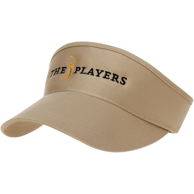 THE PLAYERS Golf Visor- Khaki