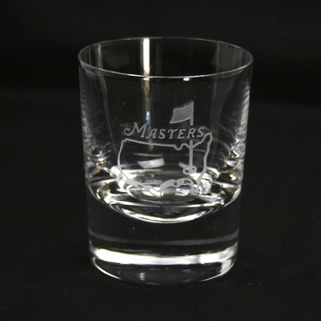 Masters Shot Glass
