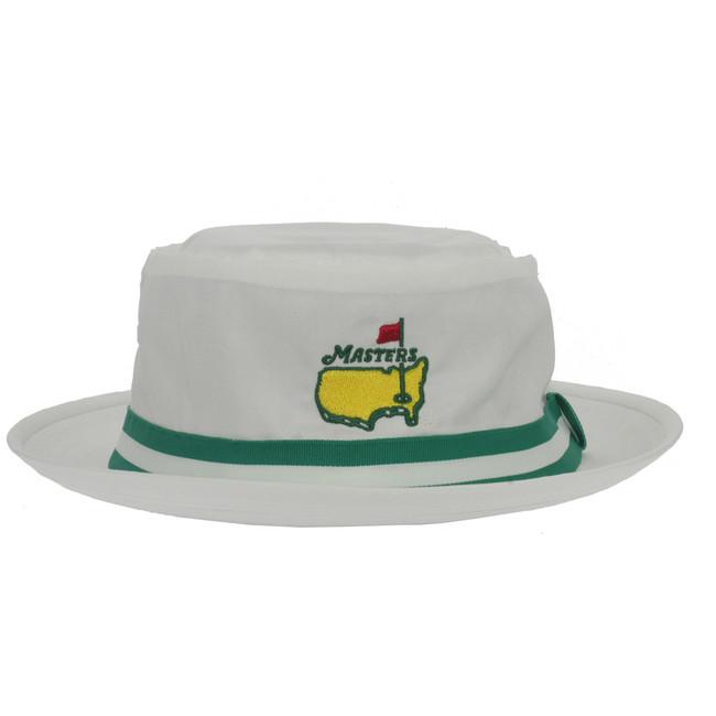 Masters White Bucket Hat