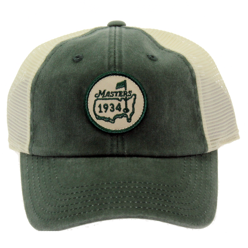 636b8d6fdf9 Masters 1934 Retro Green Trucker Hat - NEW