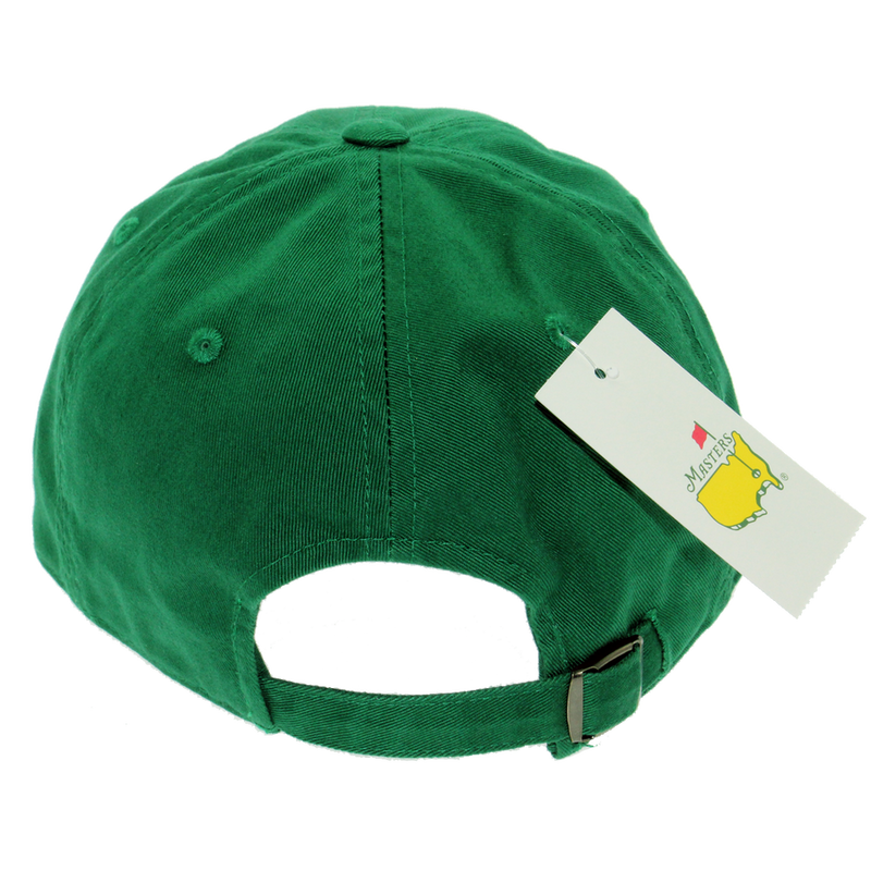 c0bb3d2c925 2018 Dated Masters Green Caddy Hat - 2018 Dated Masters Hats   Visor