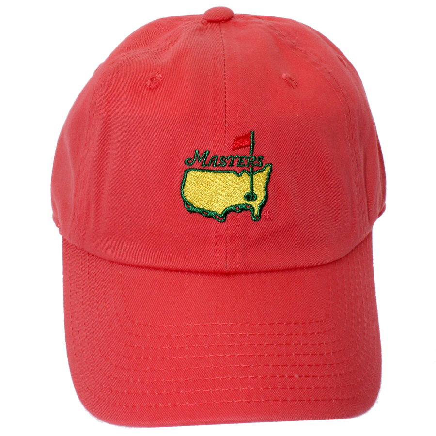 Masters Coral Caddy Slouch Hat