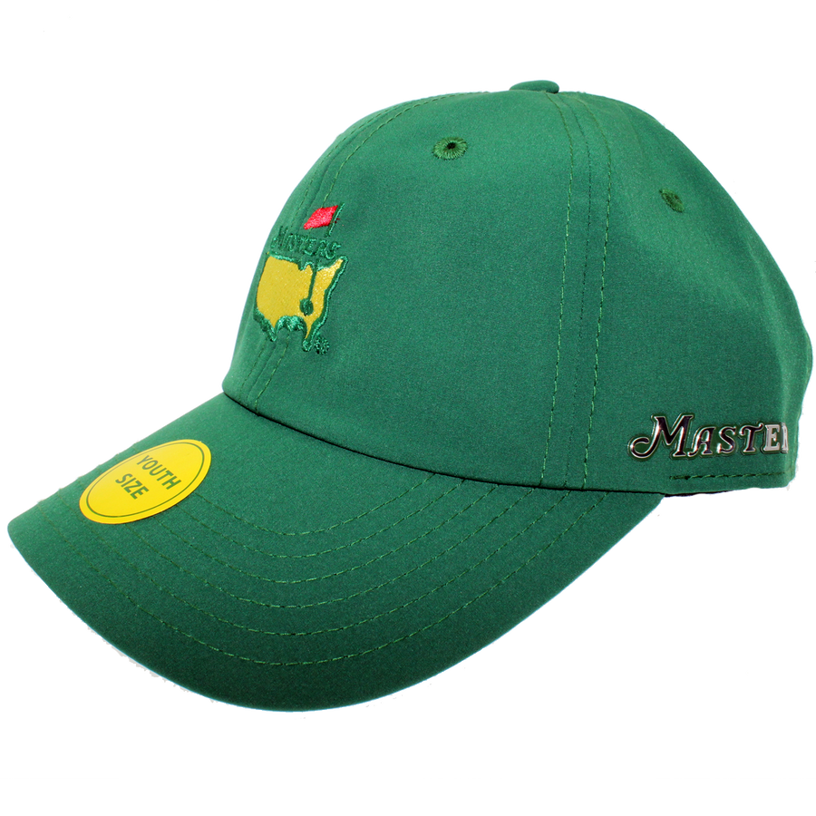 Masters Youth Performance Hat - Green