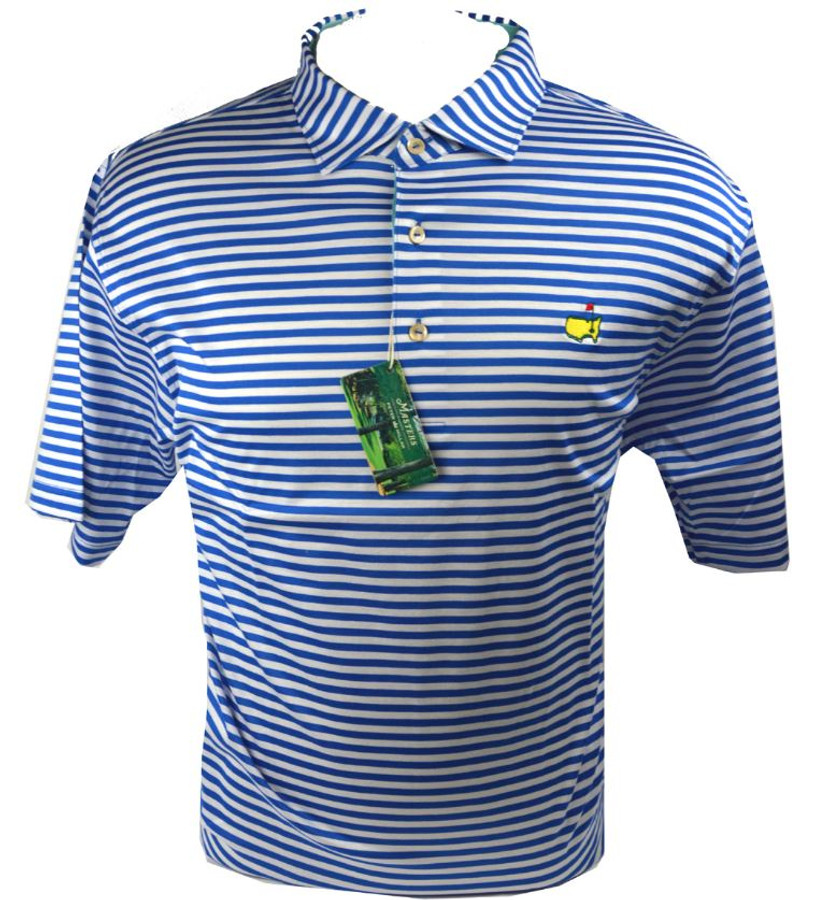 Masters Peter Millar Ike's Pond Golf Shirt