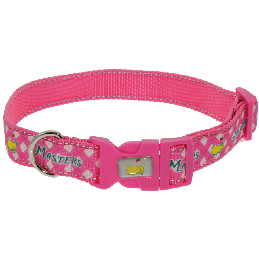 Masters Pink Dog Collar