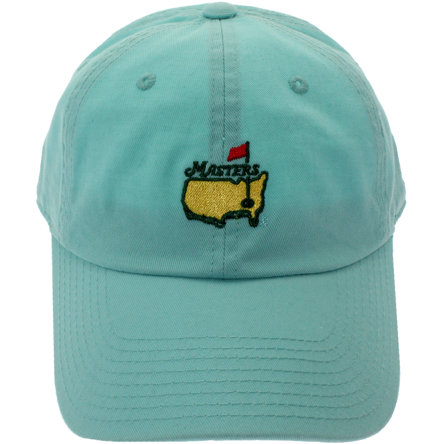 Ladies Teal Caddy Slouch Hat