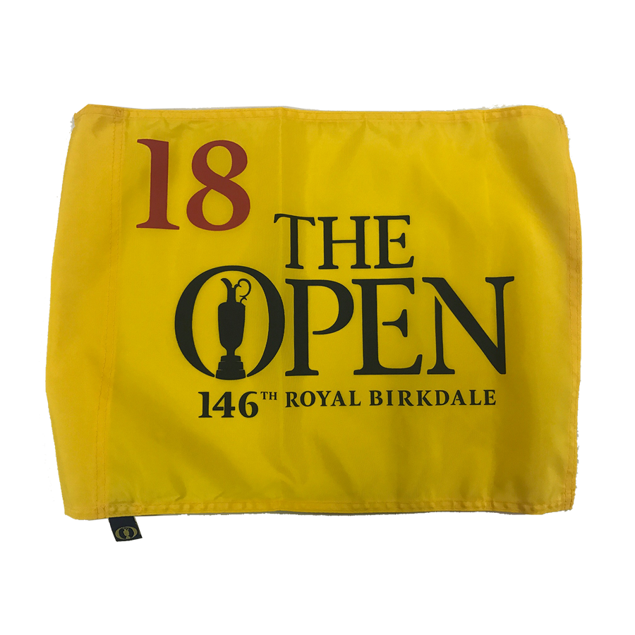 146th British Open Pin Flag Royal Birkdale