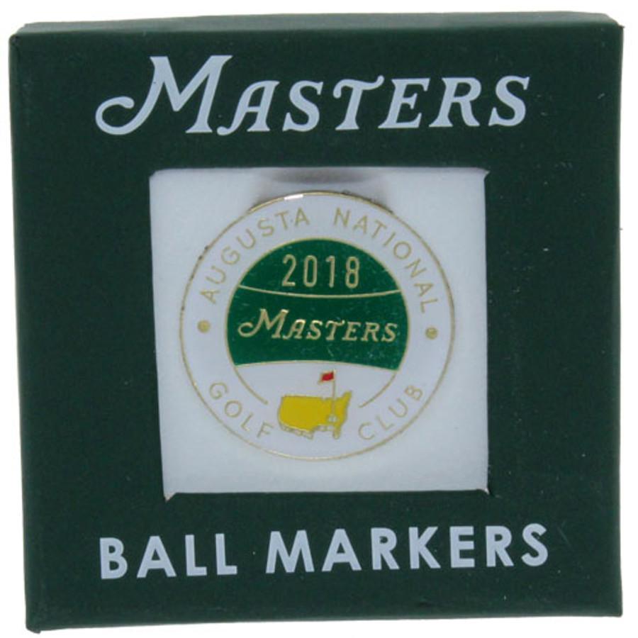 2018 Masters Ball Marker