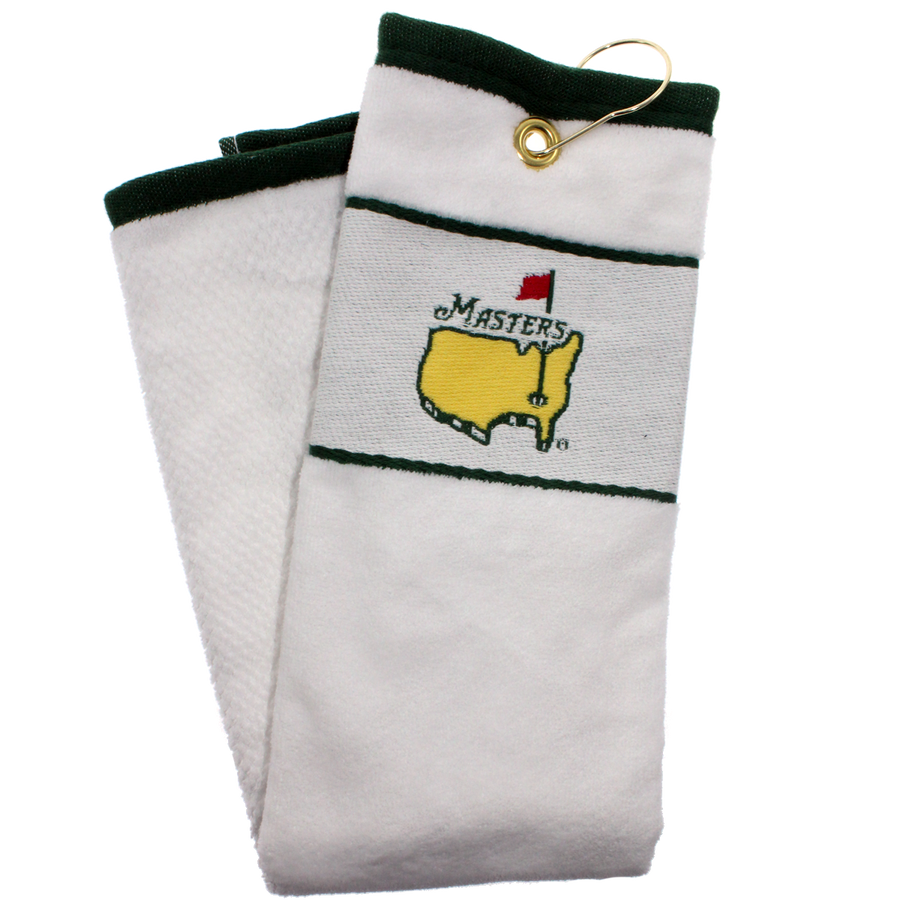 Masters White Tri-Fold Towels