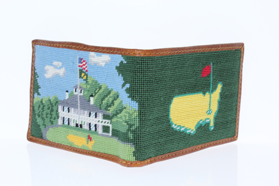 Masters Smathers & Branson Hand-Stitched Wallet