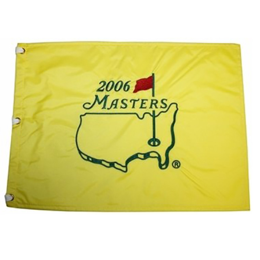 2006 Masters Embroidered Golf Pin Flag