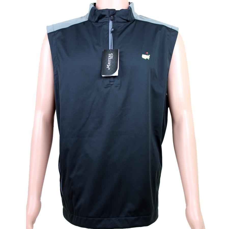 Masters Black Performance Tech Vest