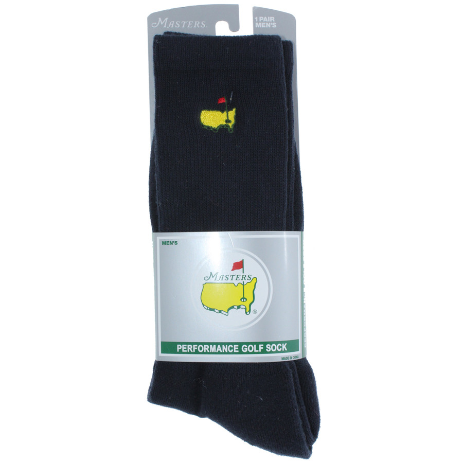 Masters Navy Performance Tech Golf Socks