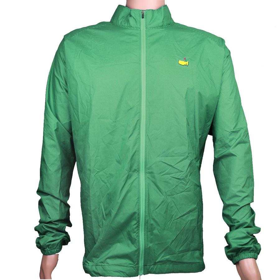 Masters Augusta Pine Foldable Rain Jacket