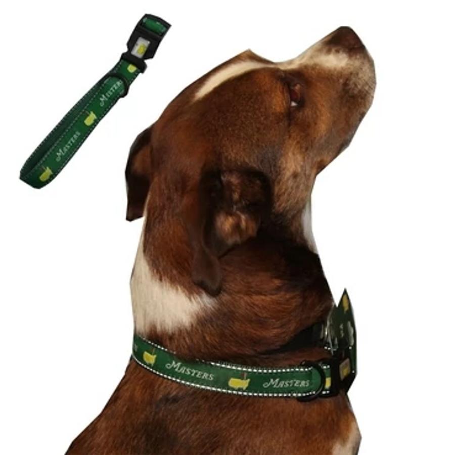 Masters Green Dog Collar