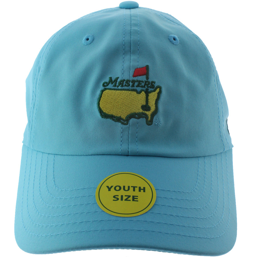 Masters Aqua Youth Performance Tech Hat