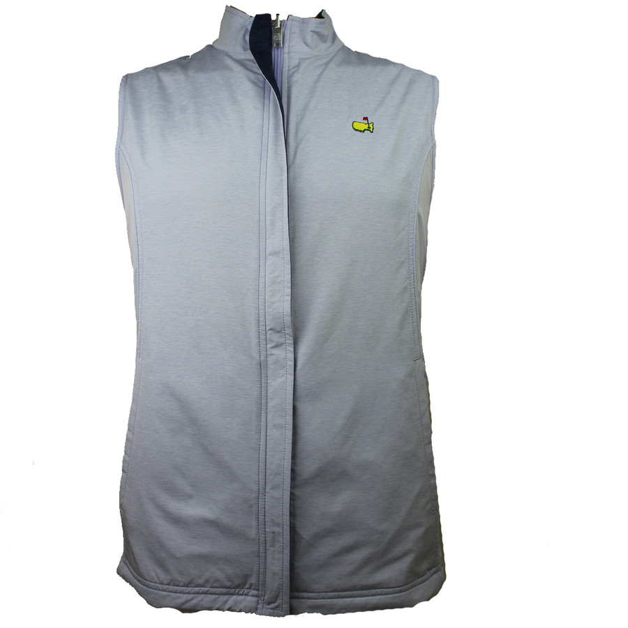 Masters Magnolia Lane Violet & Navy Reversible Vest
