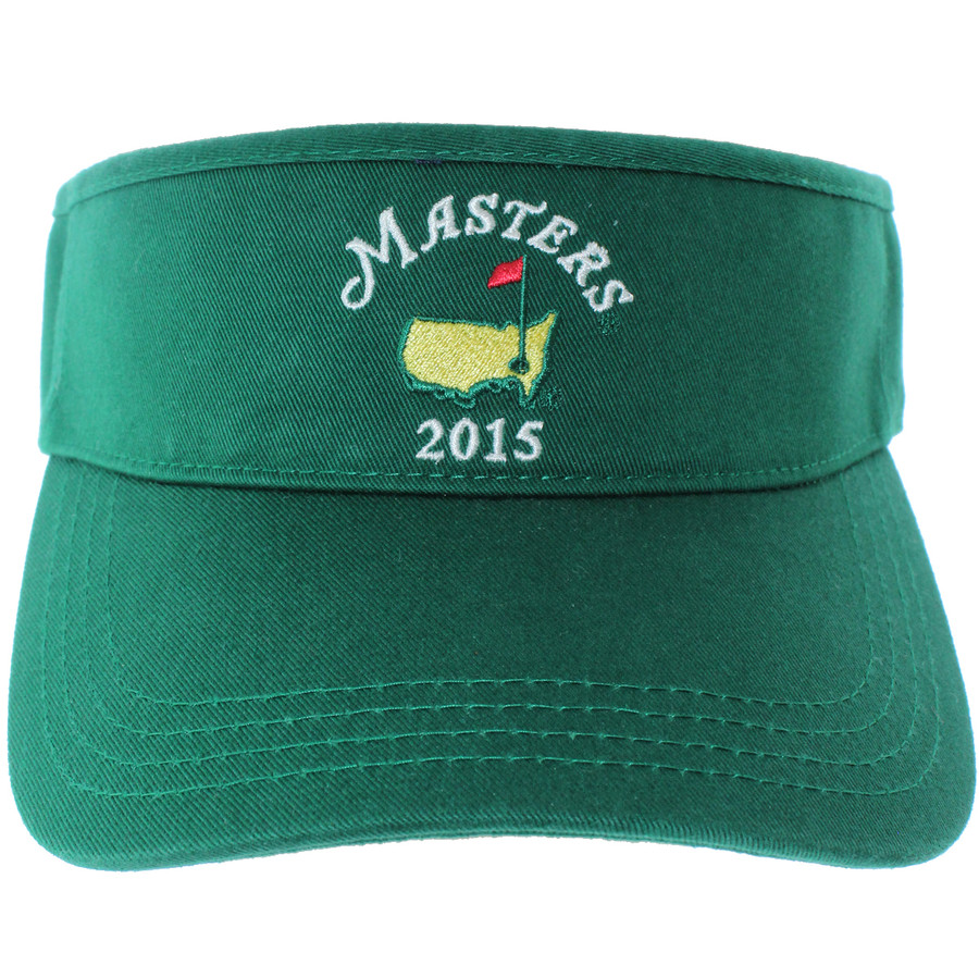 2015 Masters Green Low Rider Visor