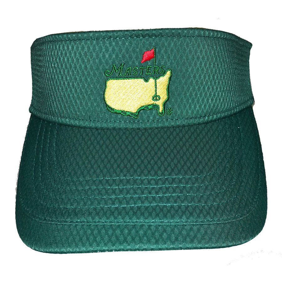 Masters Green Performance Tech Low Rider Visor