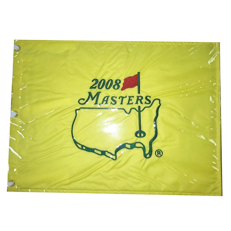 2008 Masters Embroidered Golf Pin Flag