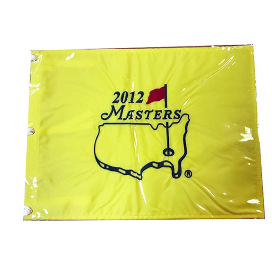 2012 Masters Embroidered Golf Pin Flag