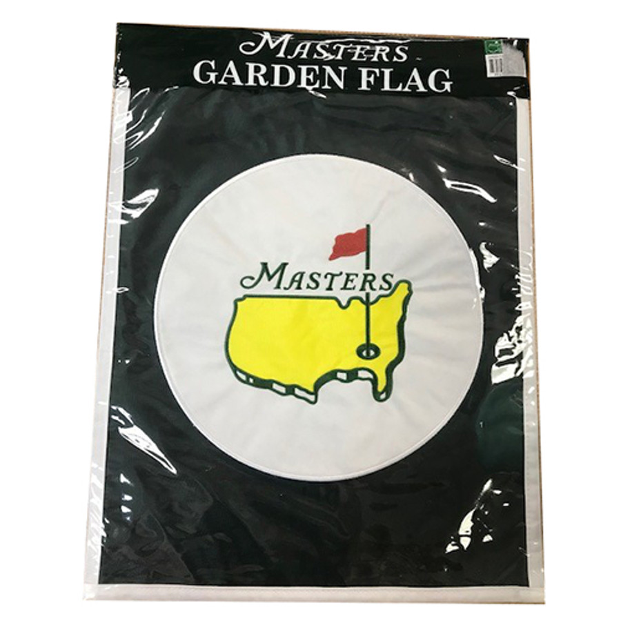Masters Embroidered Garden Flag-Circle