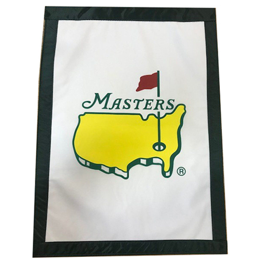 Authentic Masters Garden Flag