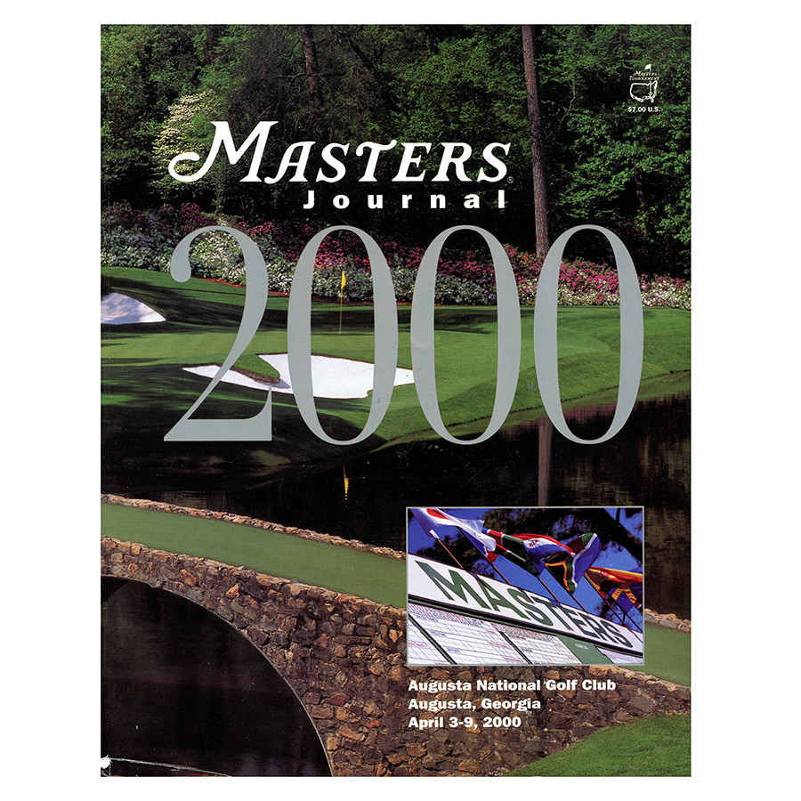 2000 Masters Journal