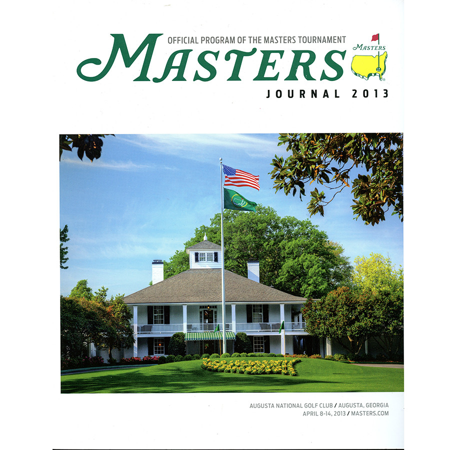 2013 Masters Journal