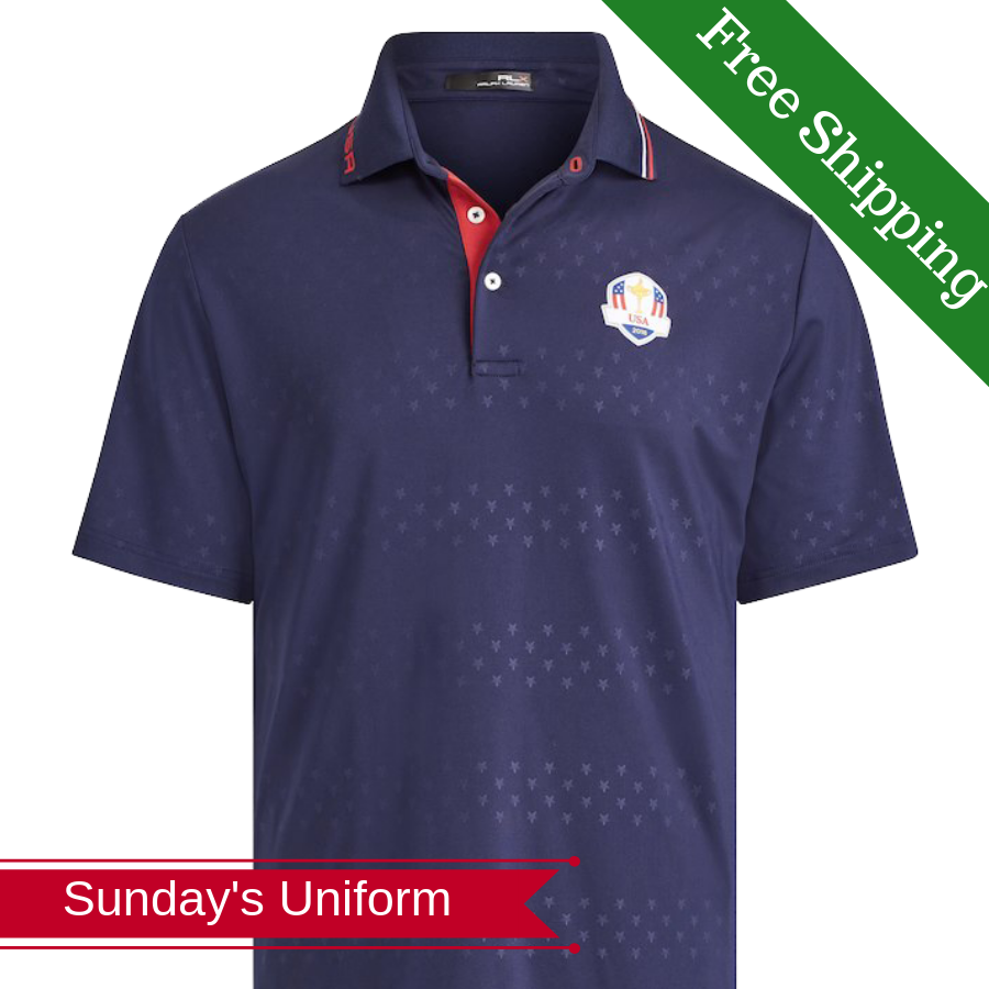 Official Sunday Ryder Cup Polo by Ralph Lauren