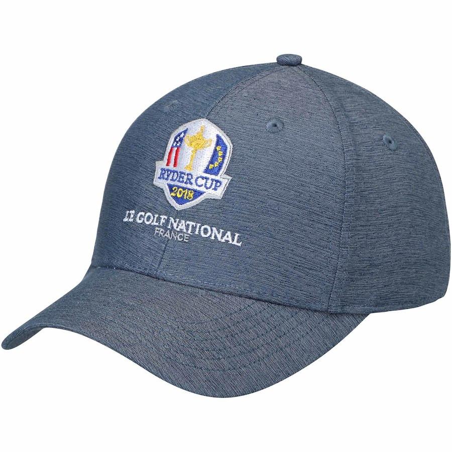Le Golf National Ryder Cup Adjustable Hat- Navy