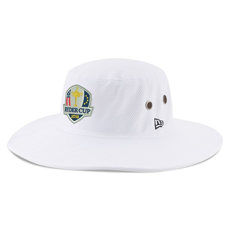 2018 Ryder Cup White Bucket Hat