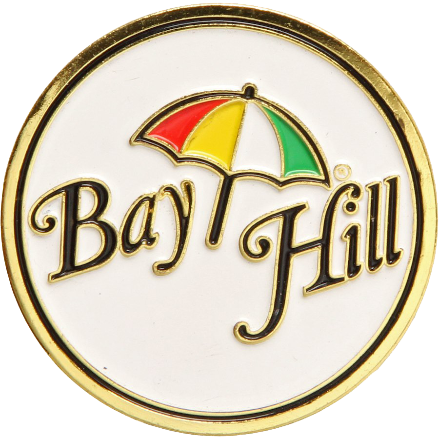 Arnold Palmer Bay Hill Ball Marker