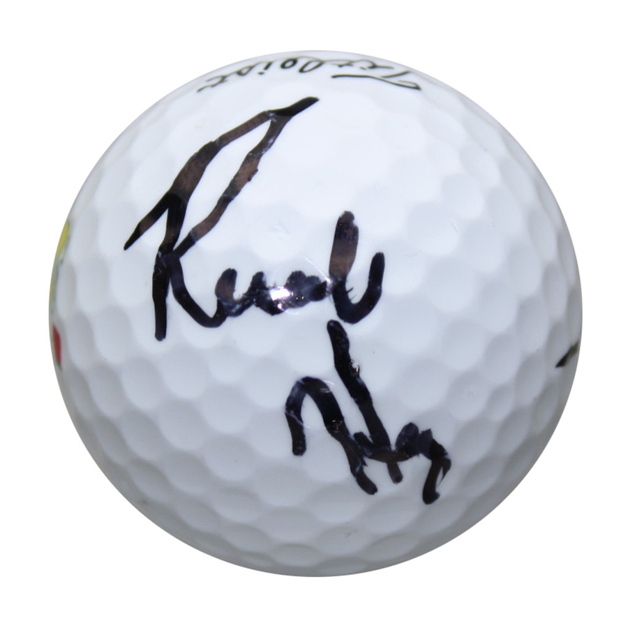 Russell Henley Autographed Masters Golf Ball