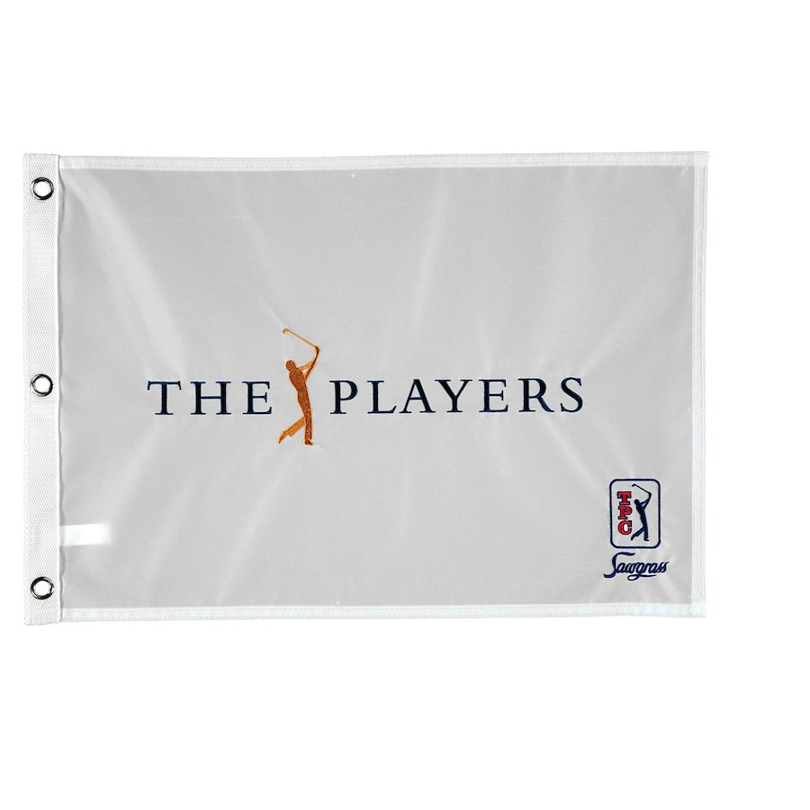 THE PLAYERS Embroidered Golf Pin Flag