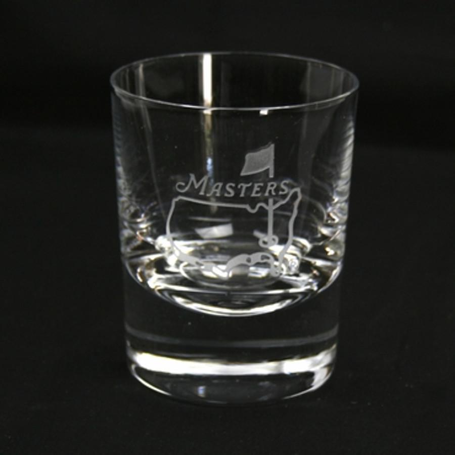 Masters Shot Glass