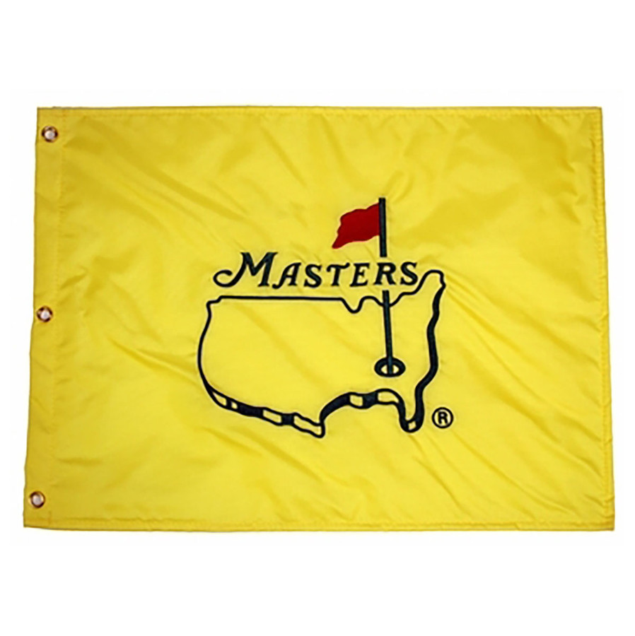 Masters Undated Pin Flag