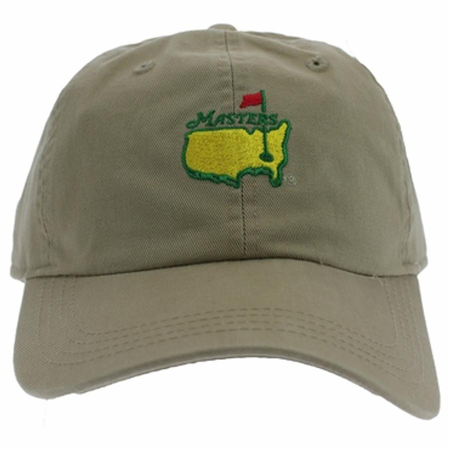 Masters Khaki Caddy Hat