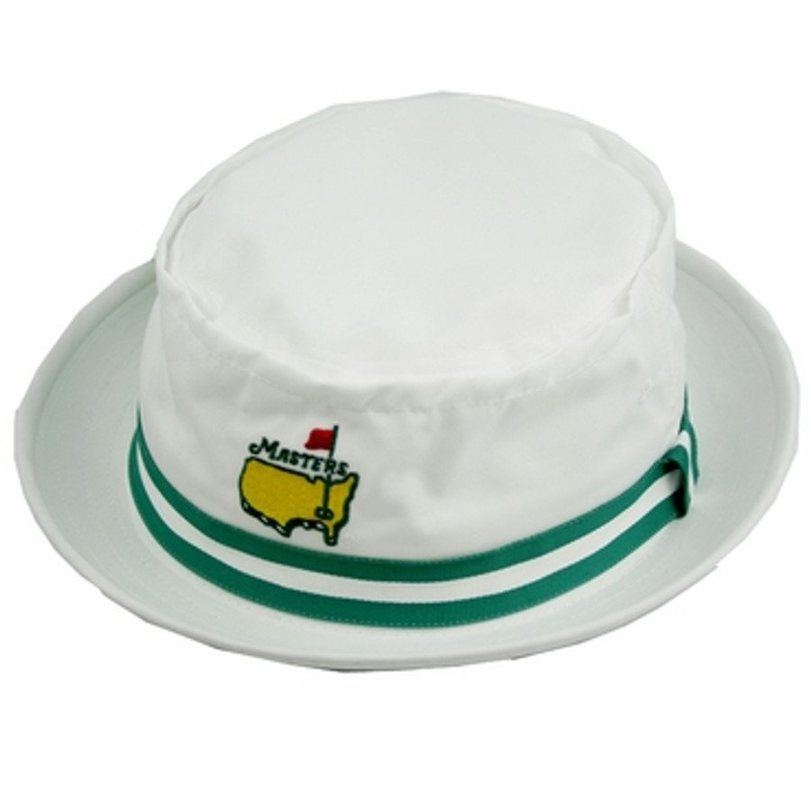 Masters Youth Bucket Hat - White