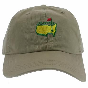 ebfee6c71a1 Masters Khaki Caddy Hat - Hats   Visors